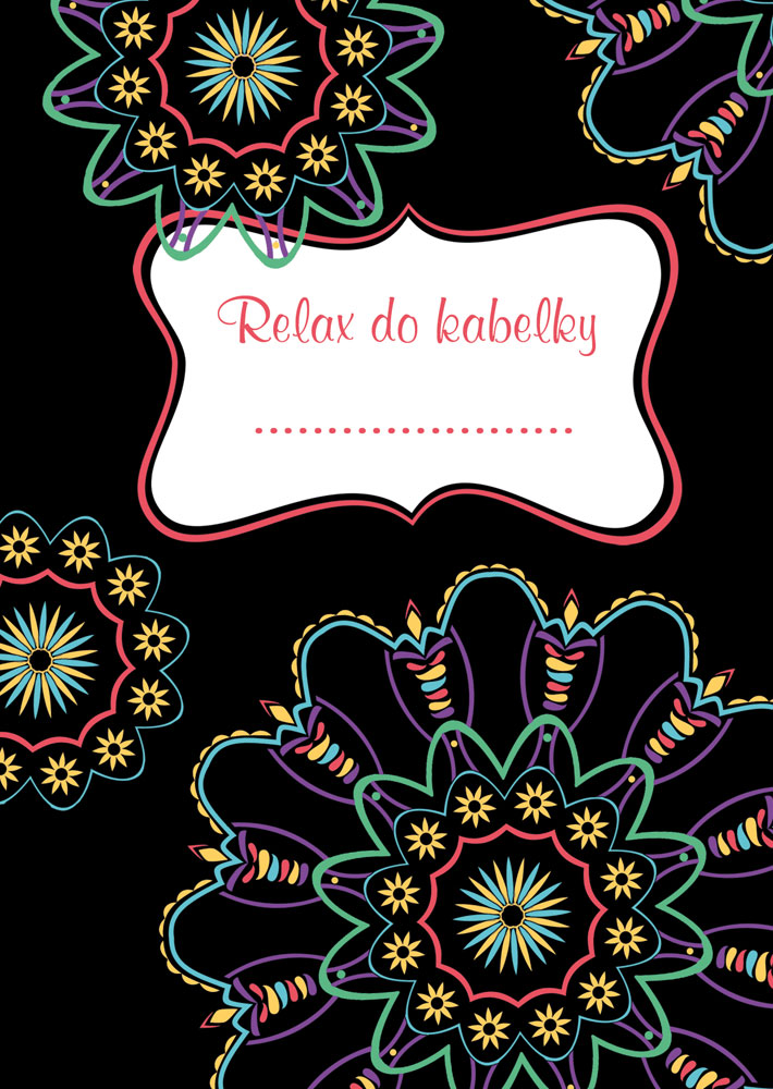 Relax do kabelky | ♥ Ditipo.cz